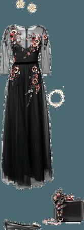 garden gown (Aoife)