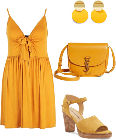 Yellow - Summer Vibes