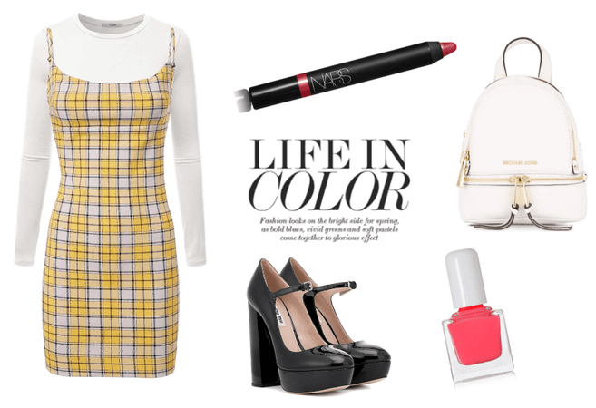 cher horowitz inspired outfit