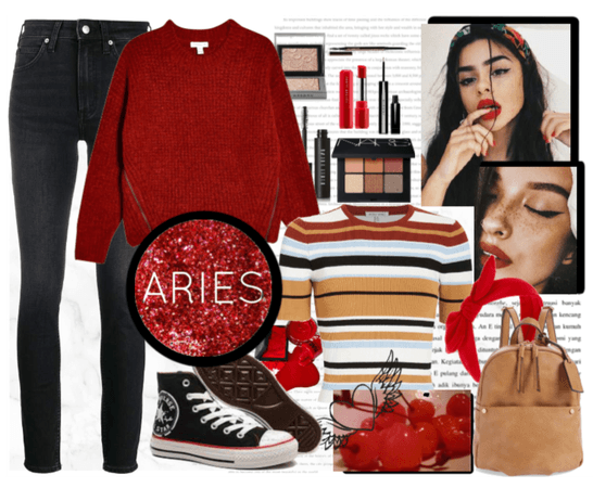 Fierce Aries