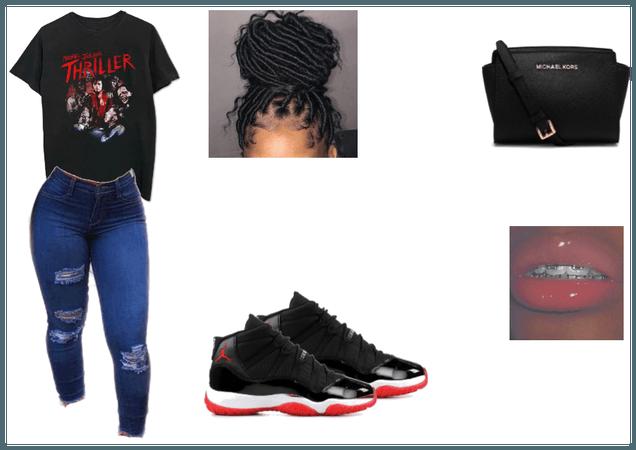 red wit black