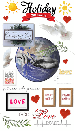 Holiday Gift Guide - Peace