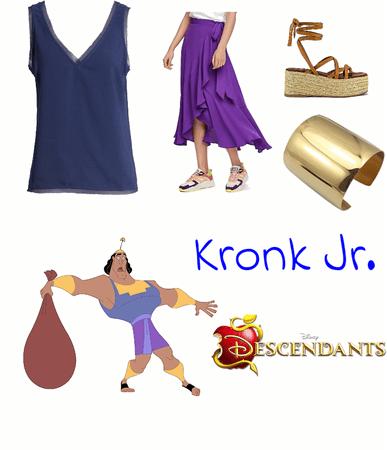 Kronk Jr.: Daughter of Kronk