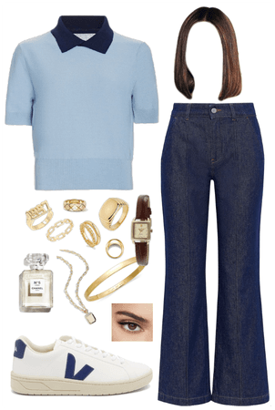 blue European prep