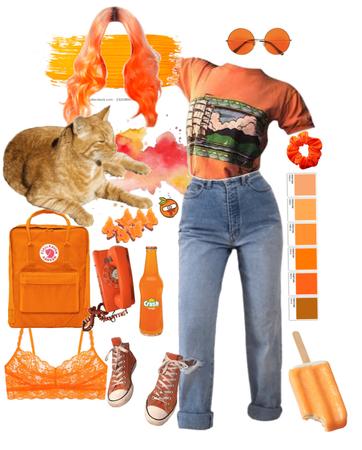 all things orange 🧡