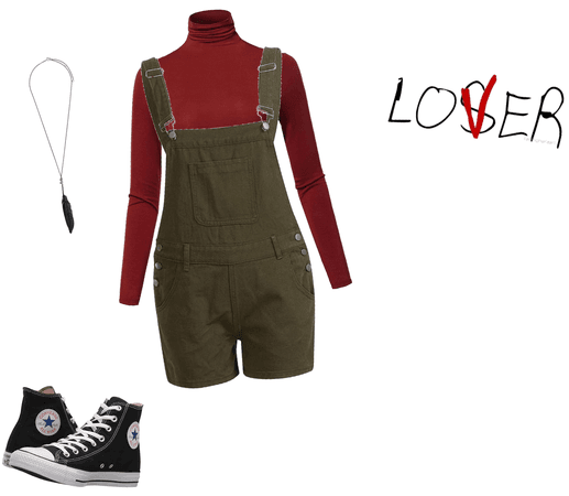 Beverly marsh minimalistic outfit