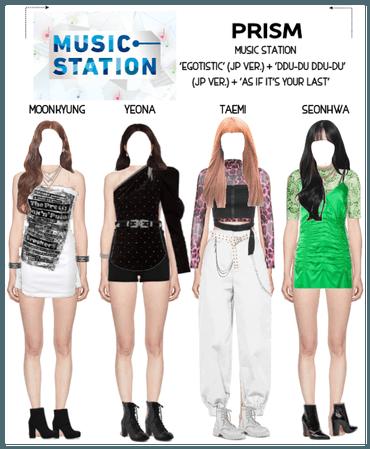 {PRISM} Music Station