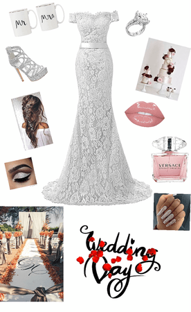 wedding day[]