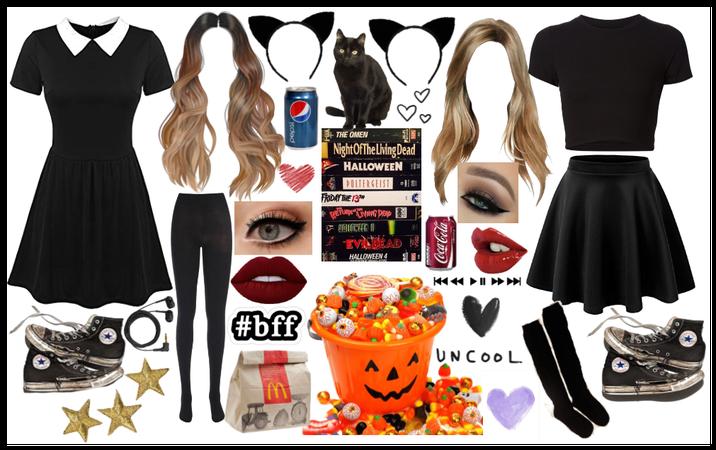 Halloween: Black Cats