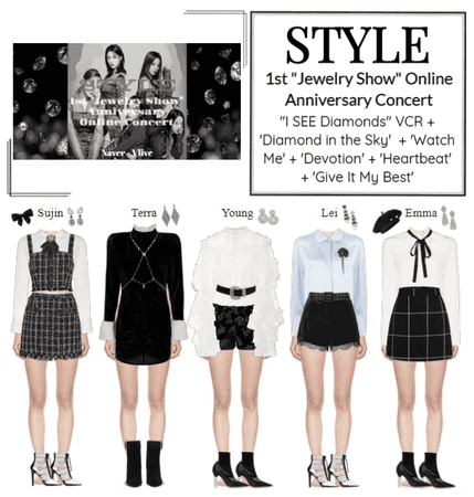 """STYLE 1st """"Jewelry Show"""" Anniversary Concert"""