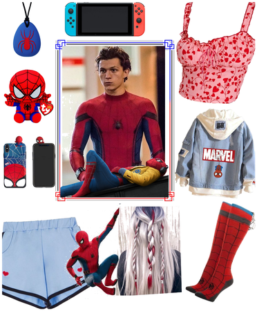 Spiderman fangirl!