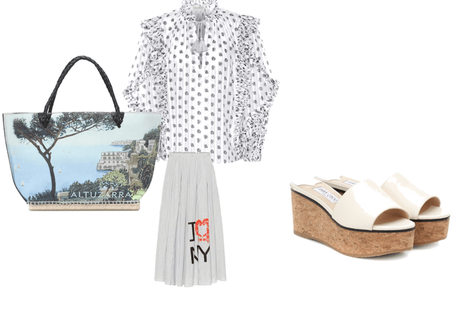 fab summer vacation outfit