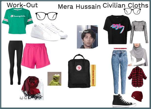 Mera Hussain