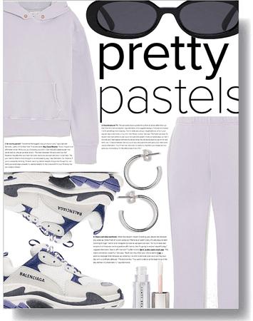 lilac sweats 💜