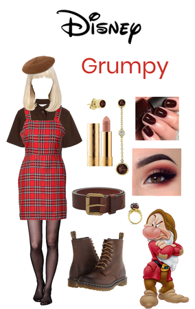 Disney - Grumpy