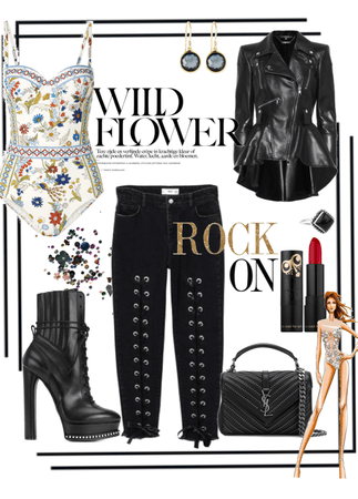 Rock on chic