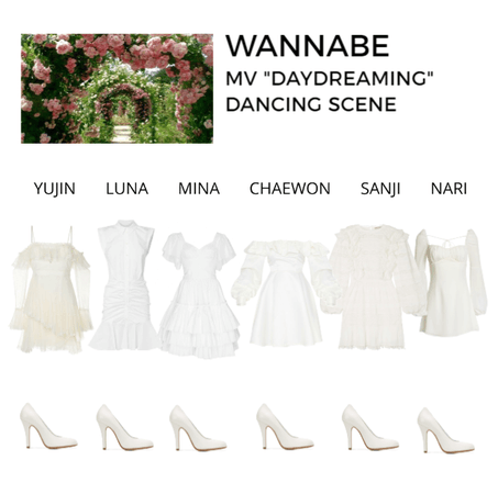 "WANNABE | MV ""Daydreaming"" - Dancing scene"