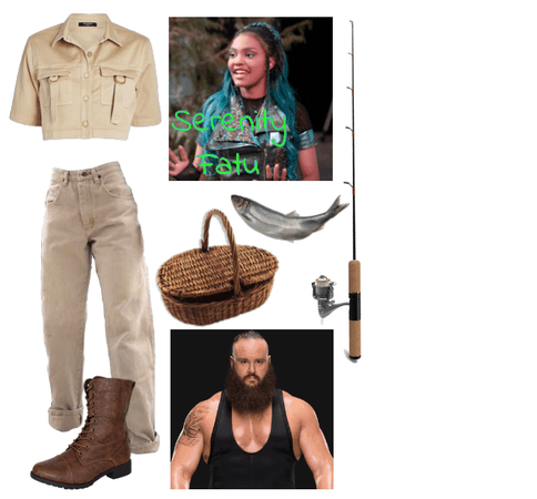 Date with Braun Strowman- Fishing