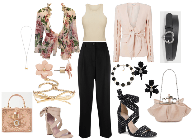 Romantic Style for day and night
