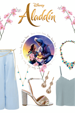 Jasmine-Aladdin Movie