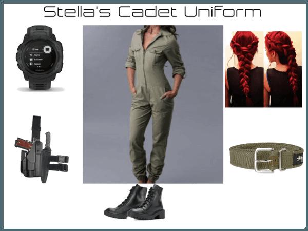 Stella's Cadet Uniform