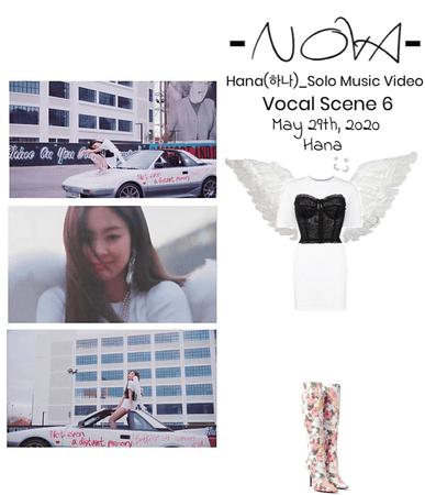 -NOVA- Hana(하나)_Solo Music Video