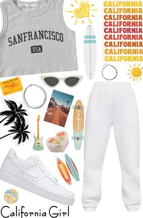 California Girl! ☀️🌊