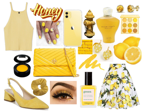 Lemon Honey🍯🍋