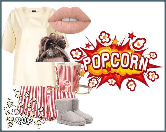 Popcorn Pajama's