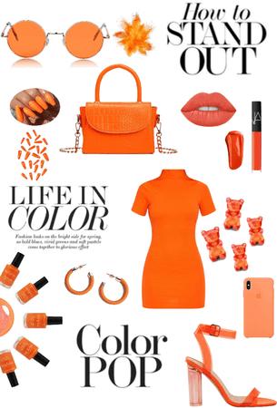 Fancy Orange Fit