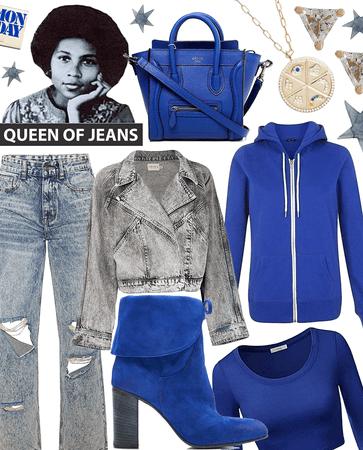 queen jeans city