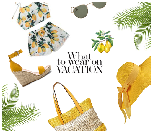 Summer Vacation Gives You Lemons