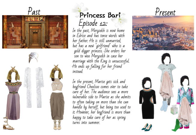 Princess Bari | Episode 12 Iris