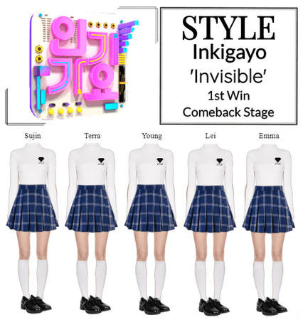 STYLE Inkigayo 'Invisible' Comeback Stage