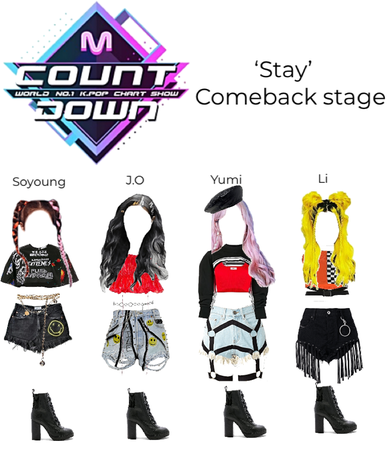 'Stay' Comeback stage