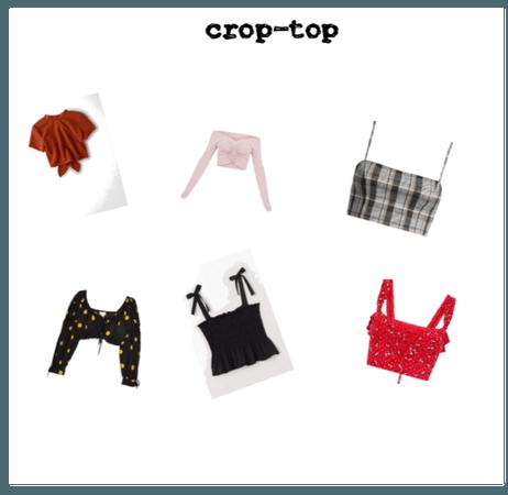 crop-top