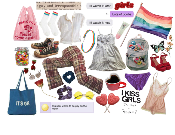 Lovely Lesbian Lovers