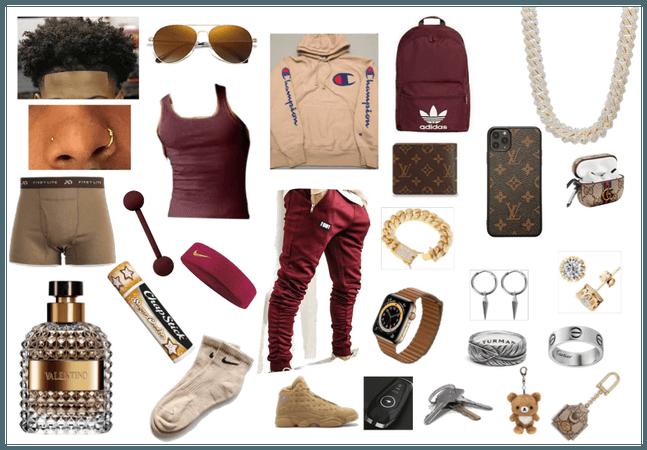 Dav's Outfit Chap. #1 (NBLAL)