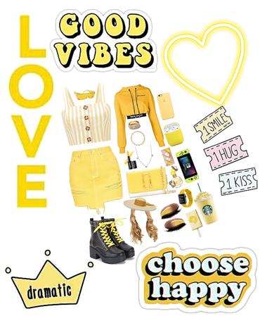 Yellow Diva