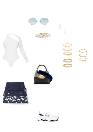 Everyday chic outfit