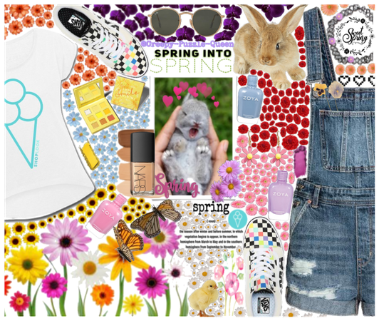 #Spring #Spring-Into-Spring-Outfit-Challenge