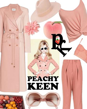 Peach Keen | New Challenge