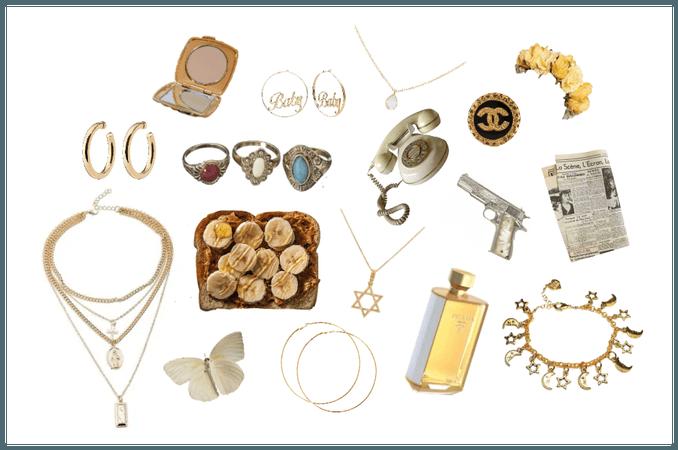 jewelry moodboard