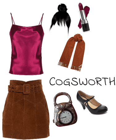cogworth disneybound