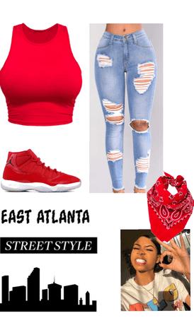East Atlanta Street Style