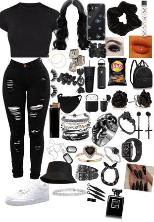 black emo