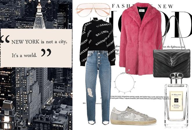 Fashionista in the CITY