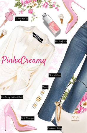 Pink x Creamy outlook