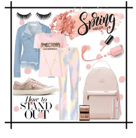 Colorful Spring Style