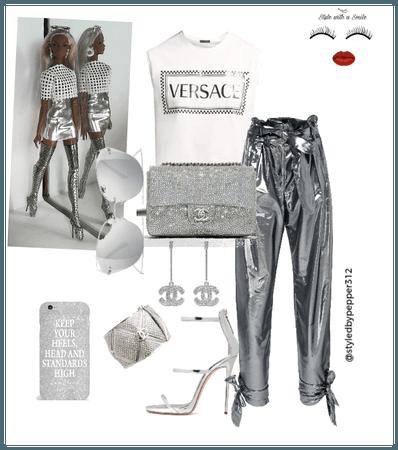 Silver Lining Fashionista